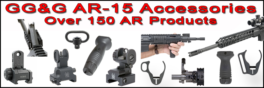 AR-15 Accessories manufactured by GG&G