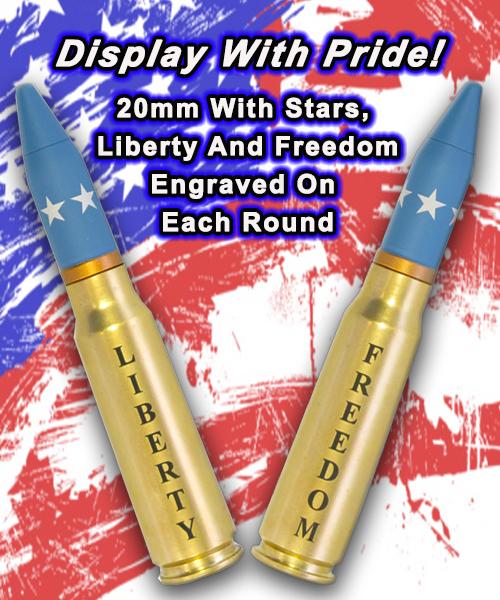 20mm Freedom Round