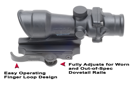 Accucam Quick Detach Mounting Base