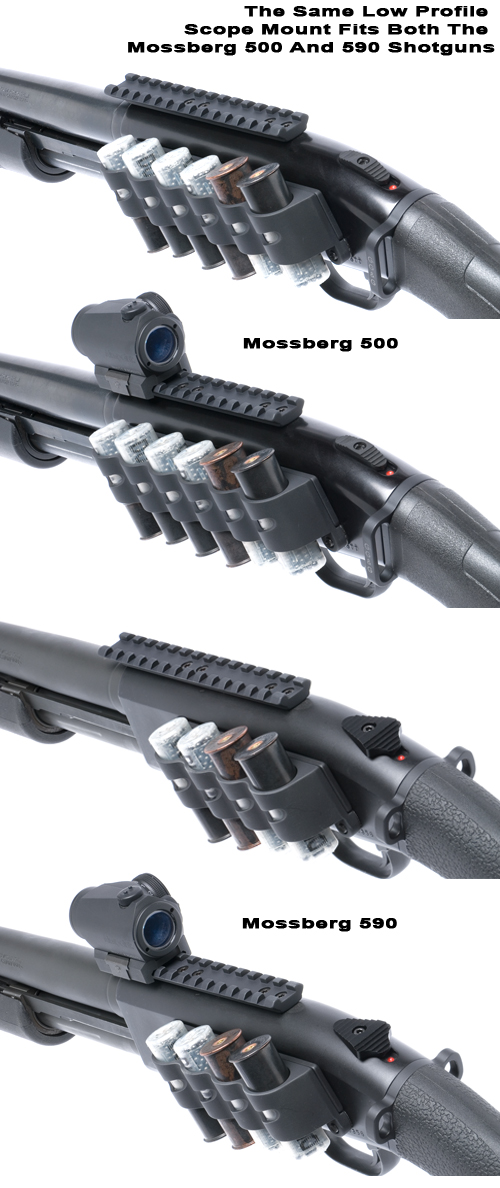 Mossberg 500/590 Scope Moun