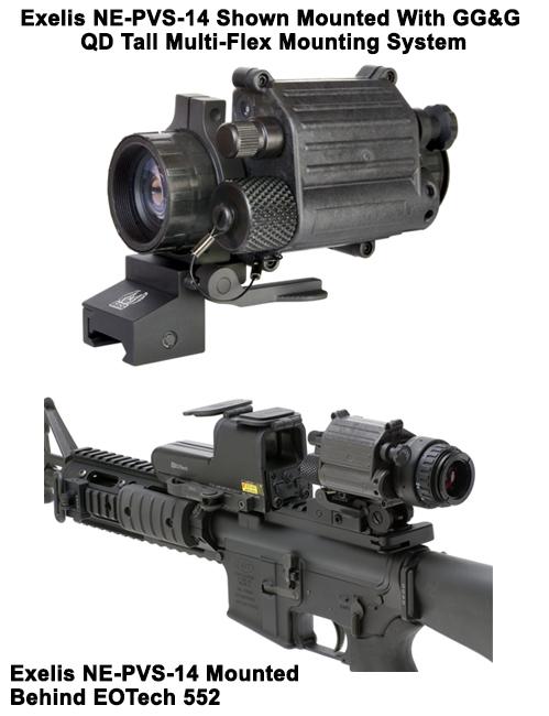 Exelis PVS-14 Night Vision Monocular