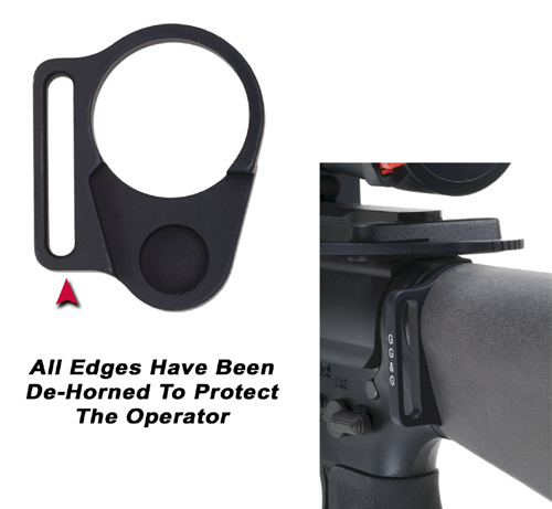 Ar15 End Plate Slinggs Adapter Ar15 Accessories