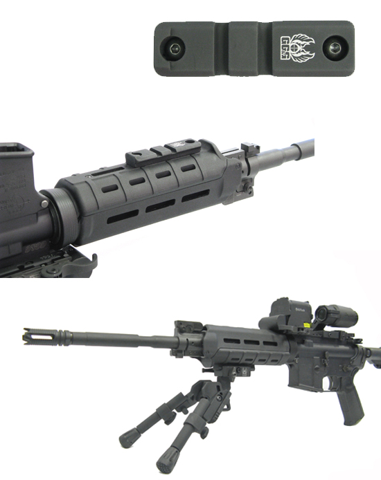 M-LOK Bipod Mount / Adapter