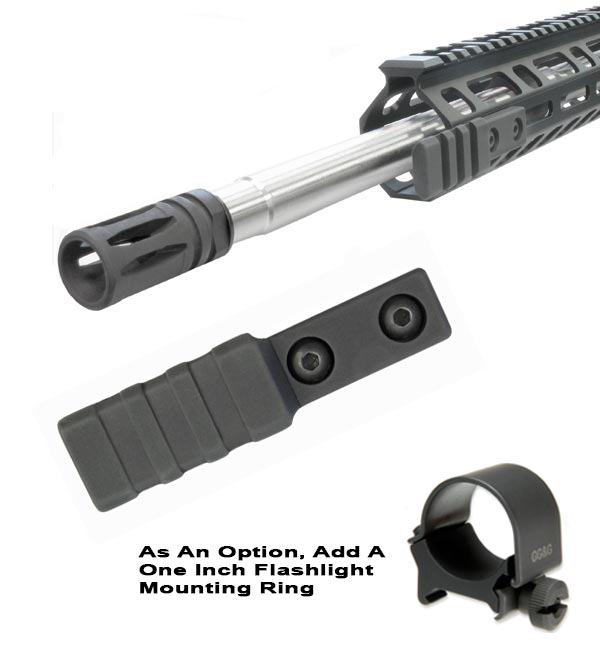 M-LOK Cantilever Rail Light Mount