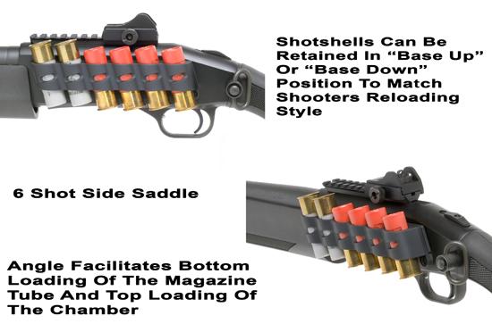 Mossberg 930 Side Saddle Shell Holder