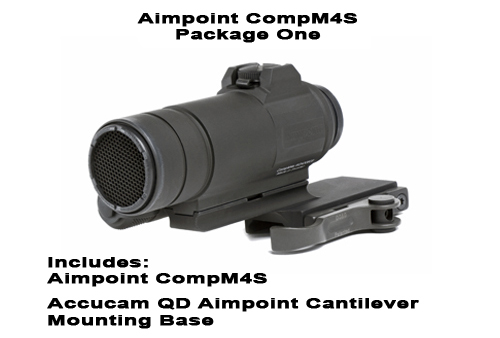 Aimpoint CompM4S Best Deal Packages