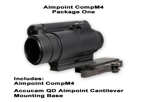 Aimpoint CompM4 Best Deal Packages