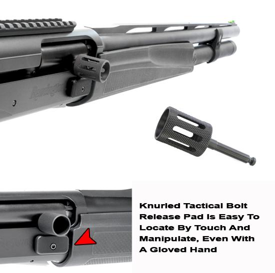 Remington VERSA MAX Slotted Tactical Charging Handle