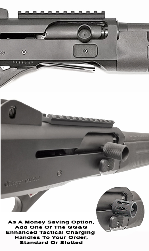 Stoeger M3000 Tactical Bolt Release Pad