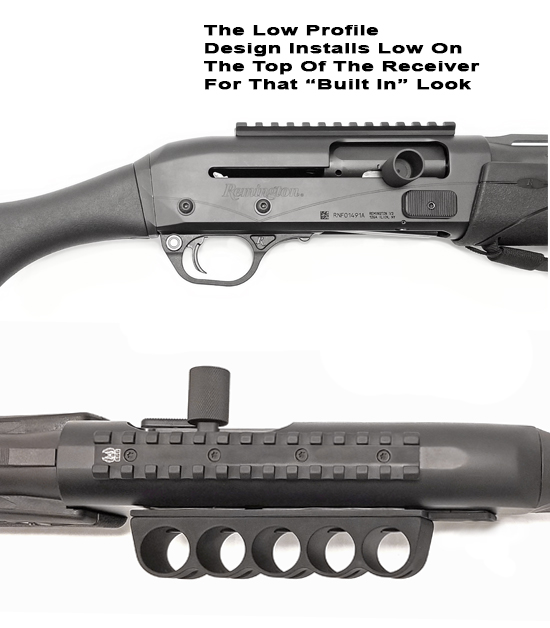 Remington TAC-13 Scope Mount