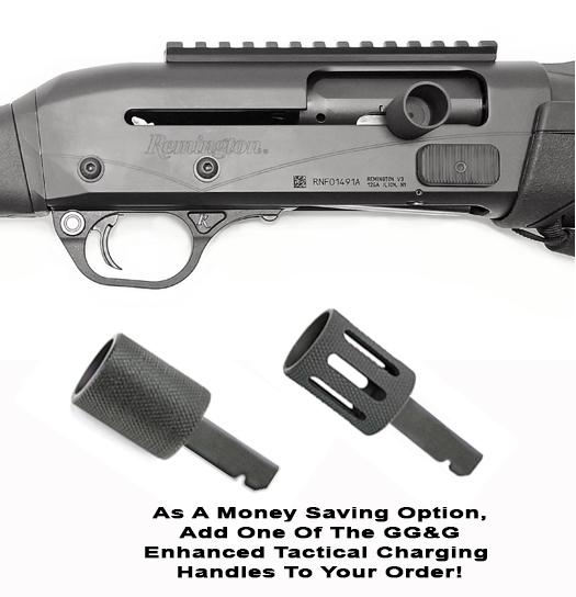 Remington TAC-13 Tactical Bolt Release Pad