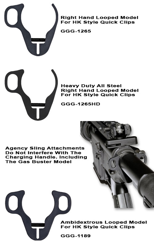 Agency Looped Sling Attachments