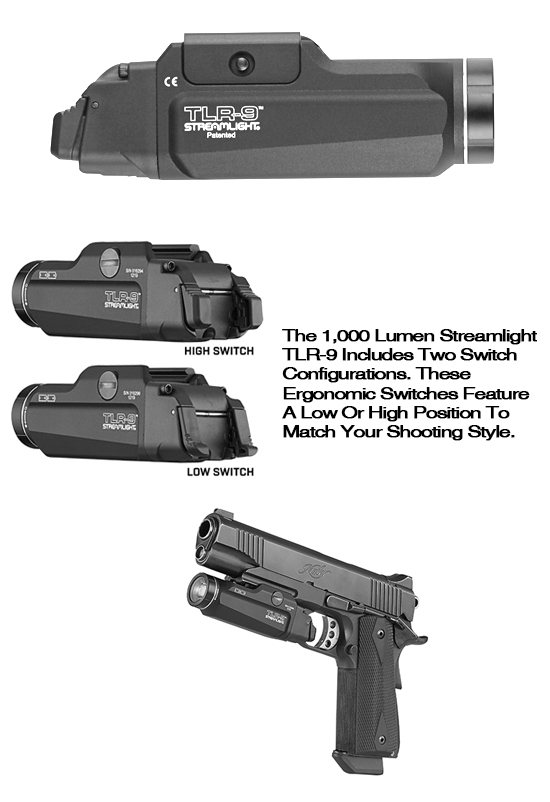 Streamlight TLR-9 Gun Light