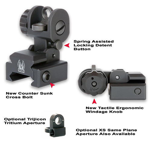 A2 Back Up Sight (BUIS)