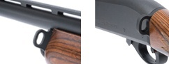 On Sale! Remington 870 <br/>20ga Front & Rear <br/>Looped Sling Attachments