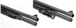 Remington 870 Forearm<br/>Flashlight Mount
