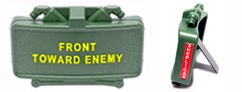 Claymore Mine<br/> Desk Accessory
