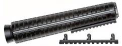 The ETI Under Foregrip Rail <br/>For AR-15 Rifle Forearms