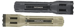 INFORCE 9VX White LED<br/>Tactical Flashlight