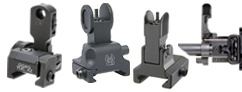 AR MAD (Multiple Aperture Device) <br/>Front And Rear Sight Packages