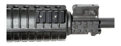 MIL-STD-1913 Forearm Mounting <br/>Rail For Tactical Flashlights