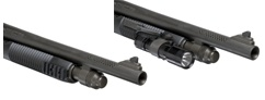 Mossberg 500/590 <BR/> Forearm Flashlight Mount