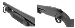 Mossberg 500 Quick Detach <br/>Front & Rear Sling Attachments