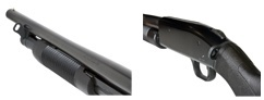 Mossberg 500 Front & Rear<br/> Looped Sling Attachments
