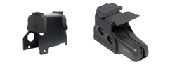 EOTech Hood And Lens Cover<br/> Combo For The 516, 517, <br/>553, 555, 556, And 557 Scopes