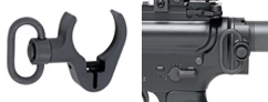 Quick Detach <br/>Agency Rear Sling Attachment