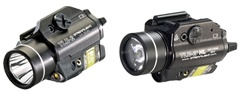 STREAMLIGHT TLR-2 <br/>Tactical Flashlights With Red Laser
