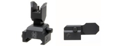 Spring Actuated Flip Up <br/>Front Sight For Tactical Forearms