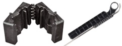 Wheeler Delta Series Upper Receiver<br/>AR-15 Vise Block Clamp