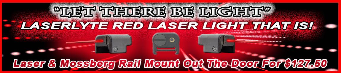 LaserLyte Laser Banner