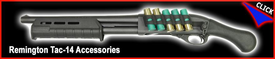 Remington TAC-14 Accessories