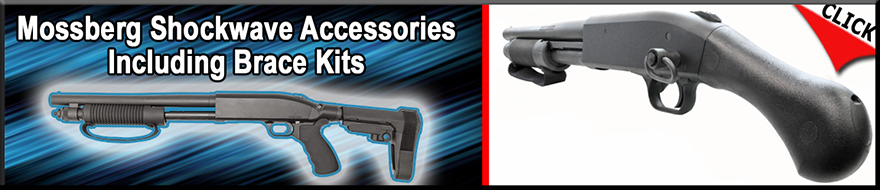 Mossberg Shockwave Accessories Banner