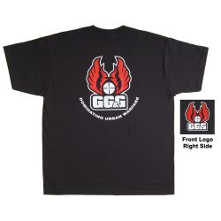 GG&G Standard Logo Pocket T-Shirts