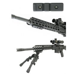 KeyMod Bipod Adapter