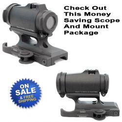 Aimpoint T-2 Micro 2 MOA Combo Package Deal