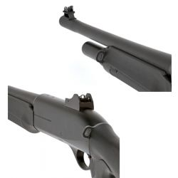 Benelli Front And Rear Looped Sling Attachments