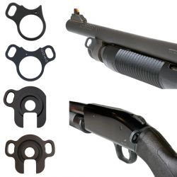 Mossberg 590 Front And Rear Sling Attachments