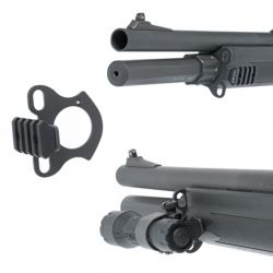 Remington 1100 And 1187 Sling And Flashlight Mount