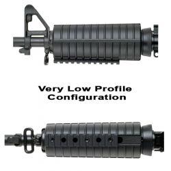 AR-15/M16 Under Forearm Integrated Rail (UFIR)