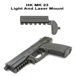 HK MK 23 Light And Laser Mount