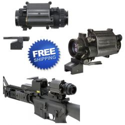 PVS-14 Quick Detach Multi-Flex Night Vision Mount
