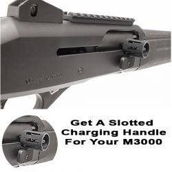 Stoeger M3000 Tactical Charging Handle, Slotted