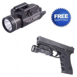 Streamlight TLR-1 Tactical Flashlight