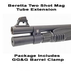 Beretta 1301 Shotgun Magazine Tube Extension