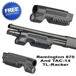 Streamlight TL-RACKER Shotgun Forend Light For Remington 870 And TAC-14