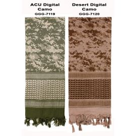 Shemagh Camo Tactical Desert Scarf